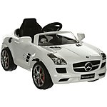 image of Mercedes SLS Electric Ride on Car 6V