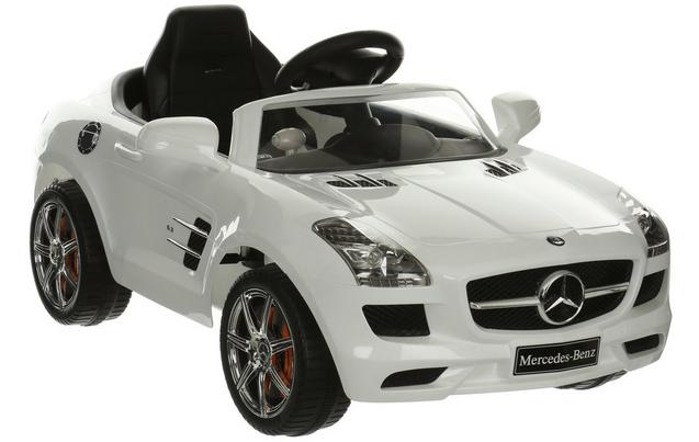 Mercedes Sls Electric Ride On Car