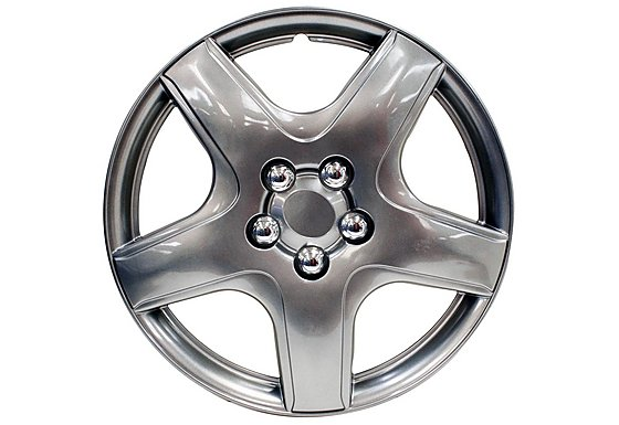 Halfords Memphis 14 Inch Wheel Trims - Set of 4