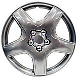 Halfords Memphis 15 Inch Wheel Trims - Set of 4