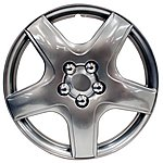 image of Halfords Memphis 14 Inch Wheel Trims - Set of 4