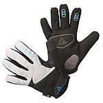 image of Dare 2b Premium Gloves Blue - XLarge