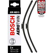 image of Bosch AM469S Wiper Blades - Front Pair