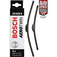 image of Bosch AR608S Wiper Blade - Front Pair