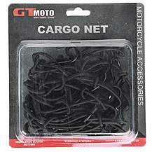 image of GTmoto Motorcycle Cargo Net