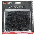 image of GTmoto Motorcycle Cargo Net 2017