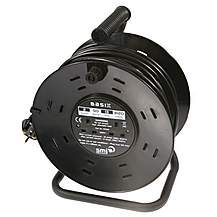 image of SMJ Basix Cable Reel 50M 13 Amp