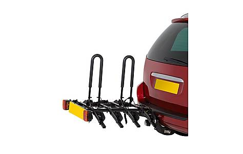 image of Halfords 4 Bike Tow Bar Cycle Carrier