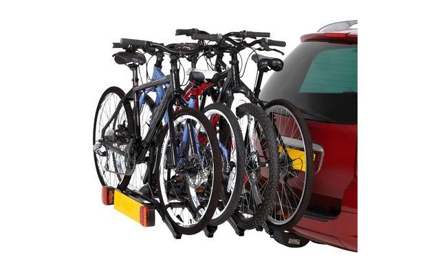 Halfords 4 Bike Tow Bar Cycle Carri