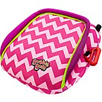 image of BubbleBum Inflatable Booster Seat - Pink
