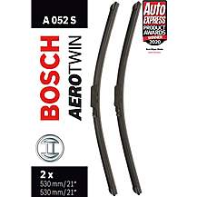 image of Bosch A052S Wiper Blade - Front Pair