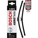 Bosch A209S Wiper Blade - Front Pair