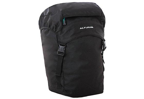 Altura Arran 36 Bike Pannier in Black