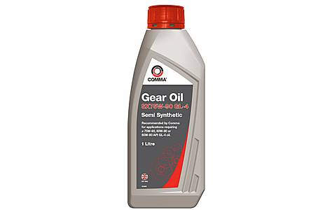 image of Comma Gear Oil SX75W/90 GL4 1L