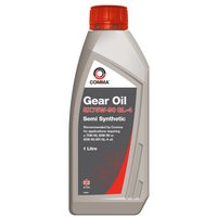 Comma Gear Oil SX75W/90 GL4 1L