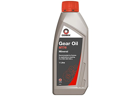 Comma Gear Oil MT75 1L