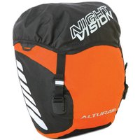 Altura Night Vision 20 Bike Pannier in Orange - Single