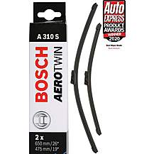 image of Bosch A310S Wiper Blade - Front Pair