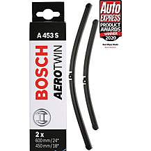image of Bosch A453S Wiper Blade - Front Pair