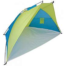 image of Yellowstone Beach Shelter - Blue / Lime