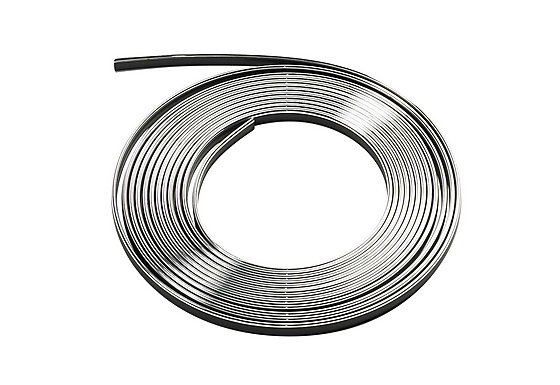Halfords U-Shaped Chrome Trim 5mm