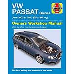 image of Haynes VW Passat Diesel (June 05 to 10)