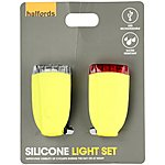 image of Halfords Silicone Light Set