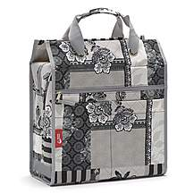 image of New Looxs Lilly Suzy Single Pannier/Shopper in Black