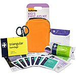 image of Halfords Childrens First Aid Kit - Orange