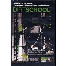 image of Dirt School Cycling DVD