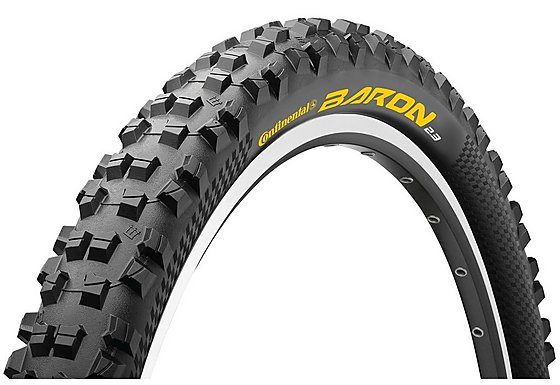 Continental Baron Bike Tyre - 26