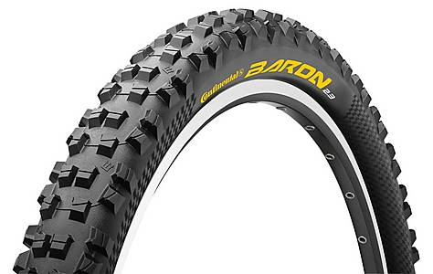 "image of Continental Baron Bike Tyre - 26"" x 2.3"""