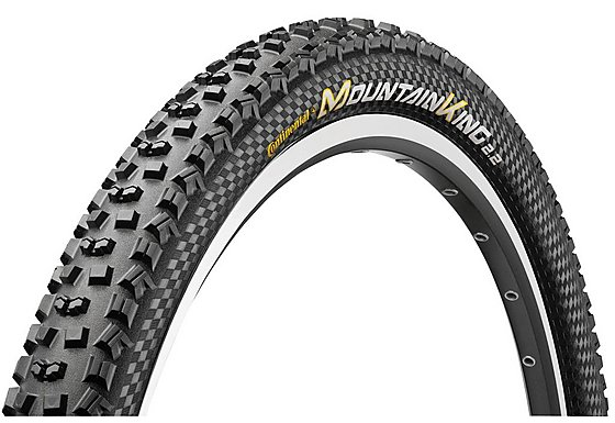 Continental Mountain King Bike Tyre - 26