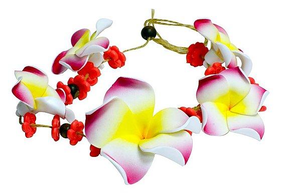 Bahama Tropical Breeze 'Necklace' Air Freshener