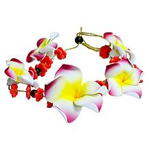 image of Bahama Tropical Breeze Necklace Air Freshener