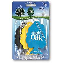 image of Mighty Oak 2D Air Freshener 3 pack
