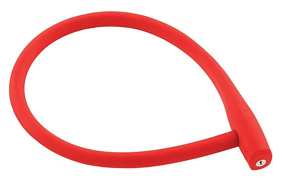 Knog Kransky Cable Bike Lock in Red