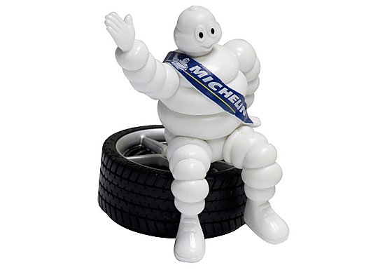 Michelin Man 3D Air Freshener