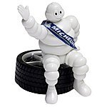 image of Michelin Man 3D Air Freshener