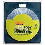 Halfords Bodyguard Clear Door Trim 2 x 3m