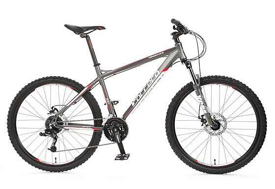 Carrera Vengeance Mountain Bike - Medium 18