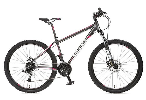Carrera Vengeance Ladies Mountain Bike - Medium 16
