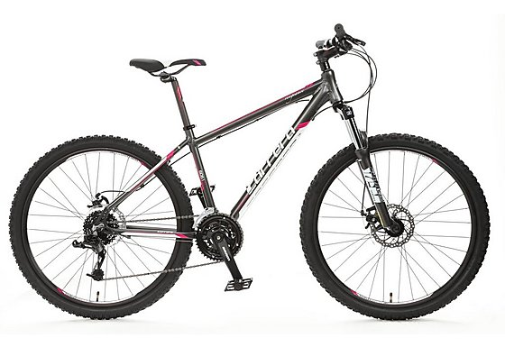 Carrera Vengeance Ladies Mountain Bike - Large 18