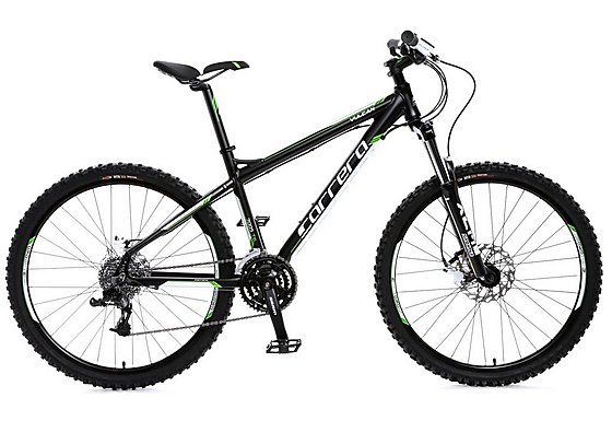 Carrera Vulcan Mountain Bike 2011/2012 - Medium 18