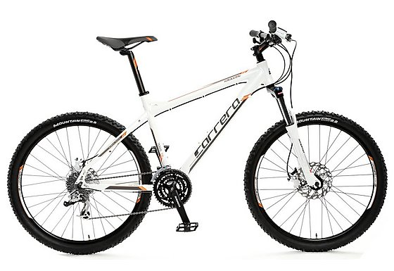 Carrera Kraken Mountain Bike Medium 18