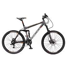 image of Carrera Banshee Full Suspension Mountain Bike 2011/2012 - Medium 17""