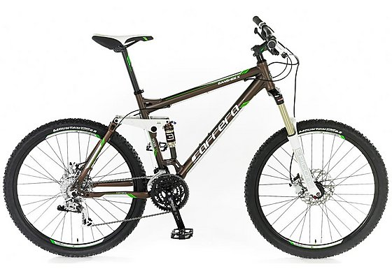 Carrera Banshee X Full Suspension Mountain Bike - Medium 17