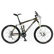 image of Carrera Banshee X Full Suspension Mountain Bike - Large 19""