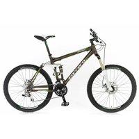 """Carrera Banshee X Full Suspension Mountain Bike - Large 19"""""""