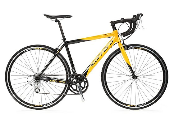 Carrera TDF Road Bike - Medium 54cm